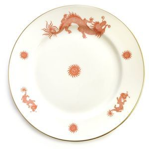 Vintage | Rosenthal Dragon Decorative Tray Plate